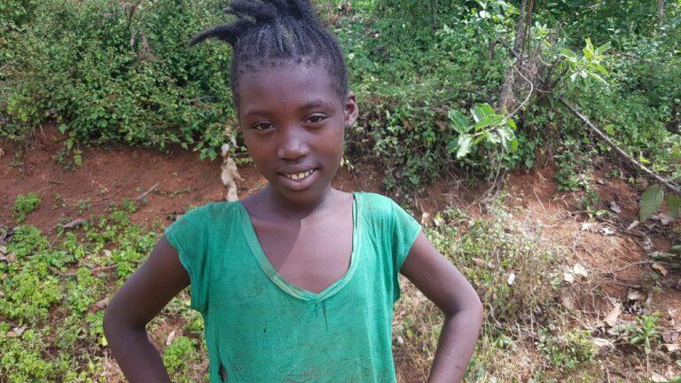 Genet, age 10